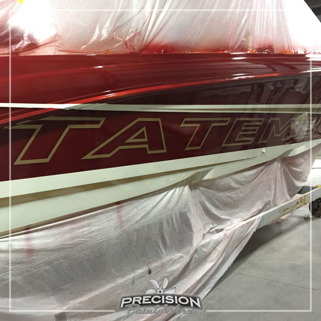 38 Statement | Painted by: Precision Paint Worx