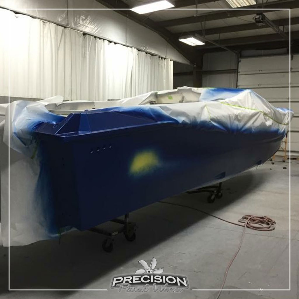 38 Top Gun Speed Racer | Painted by: Precision Paint Worx