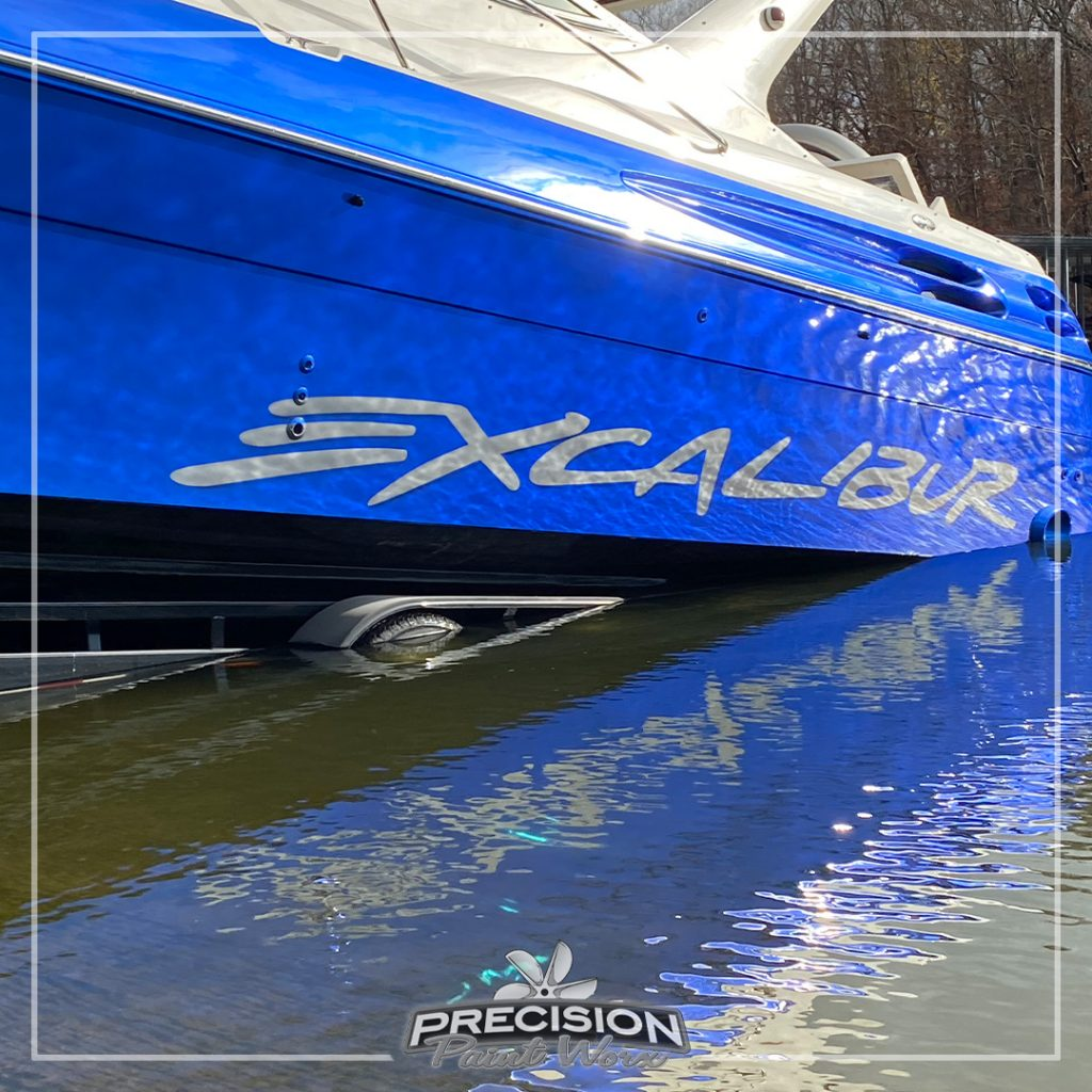 The Excalibur | Painted by: Precision Paint Worx