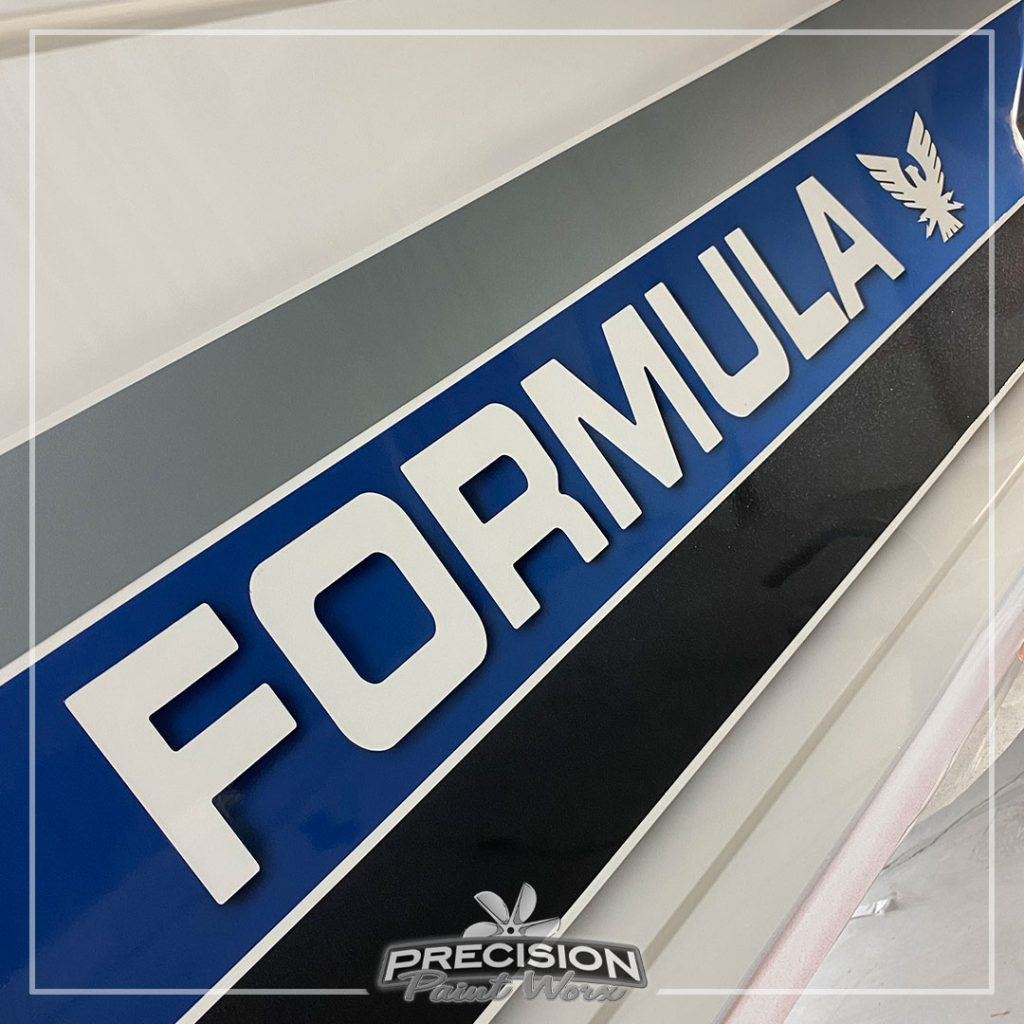 The 33 Formula | Painted by: Precision Paint Worx