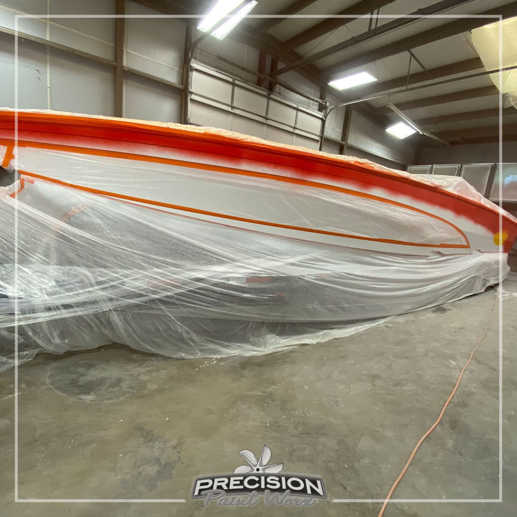 38 Top Gun Walker | Painted By: Precision Paint Worx